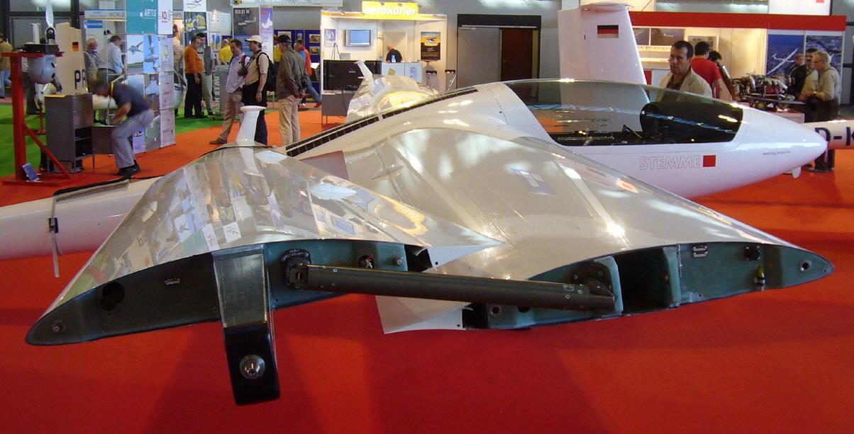 Wing Folding Mechanism
